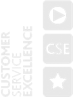 CSE Customer Service Excellence Logo